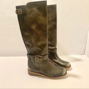 NWOT Lucky Brand Angelika Riding Boots